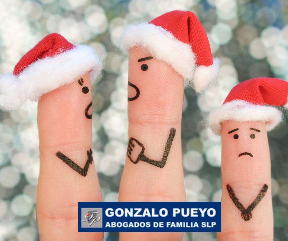 Conflictos familiares en Navidad