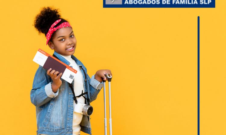 Solicitud de pasaporte de menores