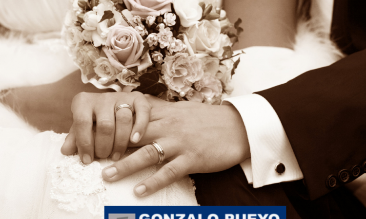 Ventajas de contraer matrimonio