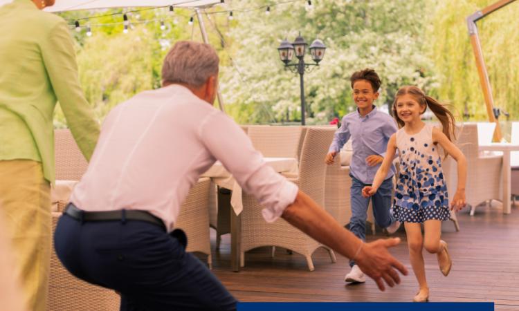 Los abuelos SI tienen derecho a disfrutar de sus nietos